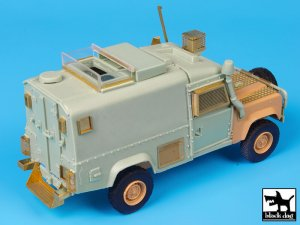 Landrover Defender Snatch conversion set  (Vista 4)