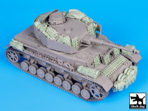 Pz.Kpfw. IV Ausf J accessories set  (Vista 1)
