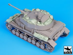 Pz.Kpfw. IV Ausf J accessories set  (Vista 2)
