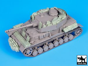 Pz.Kpfw. IV Ausf J accessories set  (Vista 3)