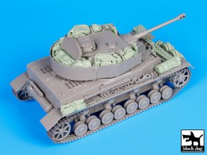 Pz.Kpfw. IV Ausf J accessories set  (Vista 4)