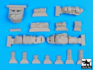 Pz.Kpfw. IV Ausf J accessories set  (Vista 5)