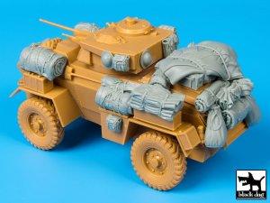 British Humber Mk III accessories set  (Vista 1)