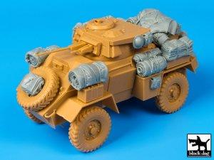 British Humber Mk III accessories set  (Vista 2)