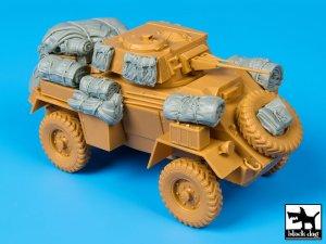 British Humber Mk III accessories set  (Vista 3)