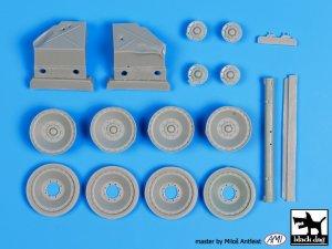 Panther wheels detail set  (Vista 1)