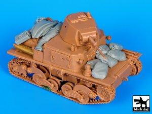 Carro Armato L6   (Vista 3)