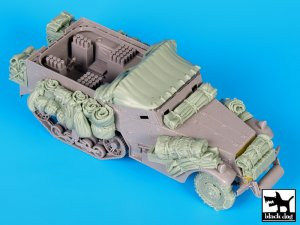 M 4 Mortar carrier big  (Vista 1)