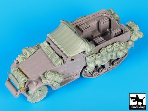 M 4 Mortar carrier big  (Vista 3)