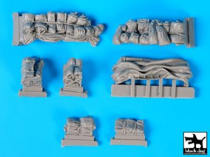 M 4 Mortar carrier set 2  (Vista 3)