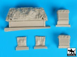 Merkava IV basket accessories set  (Vista 2)