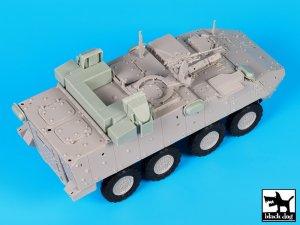 Trophy systém for IDF Stryker  (Vista 3)