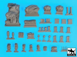 M1A1 accessories set  (Vista 5)