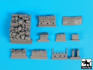 Sd.Kfz 10 accessories set  (Vista 5)