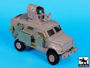 MRAP accessories set 4 x4   (Vista 1)