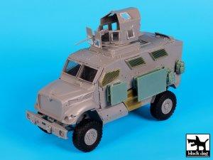 MRAP accessories set 4 x4   (Vista 3)