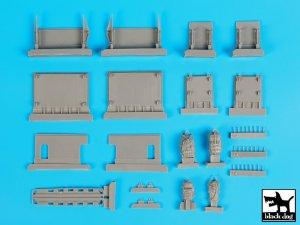 MRAP accessories set 4 x4   (Vista 5)