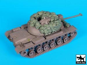 M48A3 sandbags accessories set  (Vista 2)