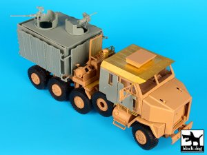M 1070 Gun truck conversion set  (Vista 3)