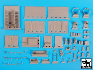 M 1070 Gun truck conversion set  (Vista 5)