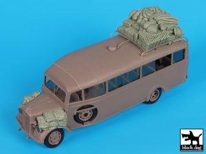 Opel Blitz 3.6-47 Omnibus - Ref.: BDOG-T35171