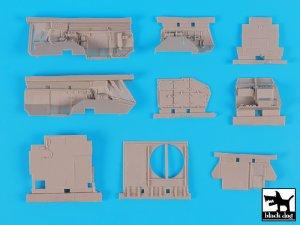 M 1117 Guardian interier accessories set  (Vista 5)