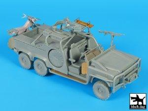 Australian Land Rover 6x6 LRPV  (Vista 3)
