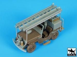 Jeep Willys CJ2A Fire truck  (Vista 3)