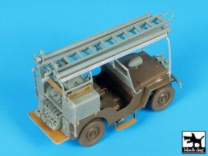 Jeep Willys CJ2A Fire truck  (Vista 4)