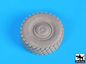 Dingo wheels  (Vista 2)