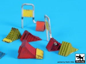Wheel Chocks   (Vista 4)