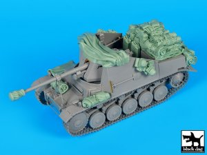Marder II Sd.Kfz. 131  - Ref.: BDOG-T35212