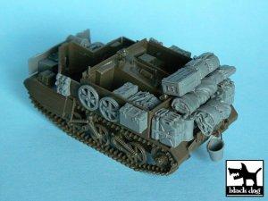 Bren Carrier accessories set - Ref.: BDOG-T48001