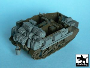 Bren Carrier accessories set  (Vista 2)