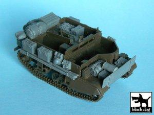 Bren Carrier accessories set  (Vista 3)