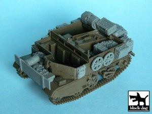 Bren Carrier accessories set  (Vista 4)