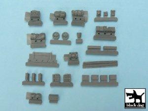 Bren Carrier accessories set  (Vista 5)