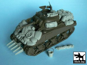 US Sherman accessories set  (Vista 1)