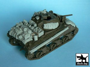 US Sherman accessories set