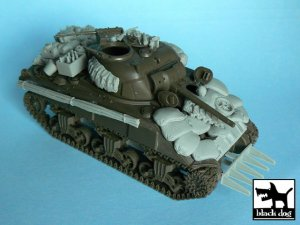 US Sherman accessories set  (Vista 3)