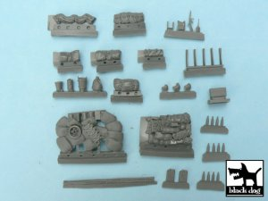US Sherman accessories set  (Vista 5)
