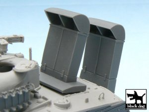 US Marine Sherman accessories set  (Vista 1)