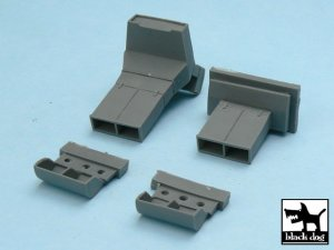 US Marine Sherman accessories set  (Vista 2)