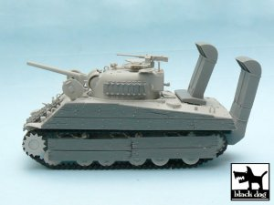 US Marine Sherman accessories set  (Vista 3)