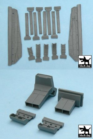 US Marine Sherman accessories set  (Vista 4)