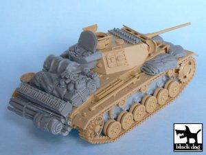 Pz.Kpfw. III Ausf L accessories set  (Vista 1)