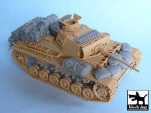 Pz.Kpfw. III Ausf L accessories set  (Vista 2)