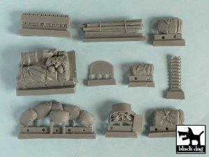 Pz.Kpfw. III Ausf L accessories set  (Vista 5)