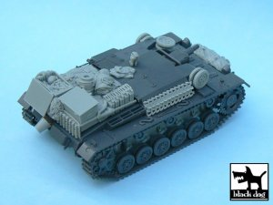 Sturmgeschutz III Ausf.B  (Vista 3)