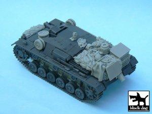 Sturmgeschutz III Ausf.B  (Vista 4)